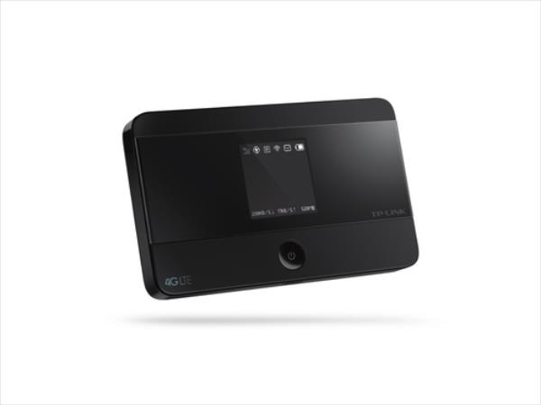 TP-Link M7350 4G LTE Mobile Wi-Fi, SIM slot, micro SD slot, 150Mb/s 2,4/5GHz WiFi Rūteris