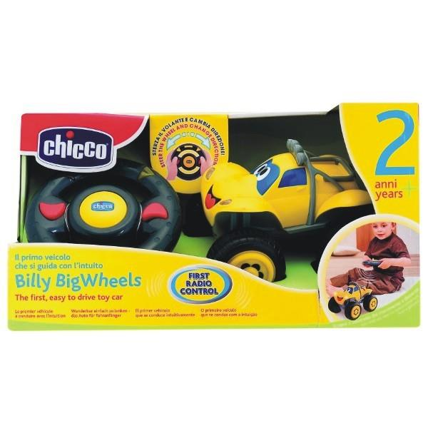 CHICCO Billy 617590 Radiovadāmā rotaļlieta