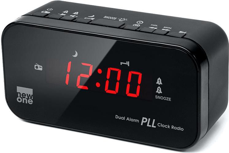 New-One CR120 radio, radiopulksteņi