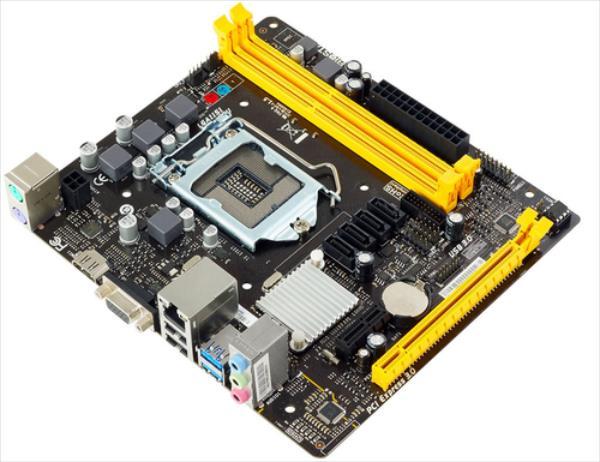 Biostar MB Biostar H110MHV3   (H110,S1151,mATX,DDR3,Intel) - H110MHV3 pamatplate, mātesplate