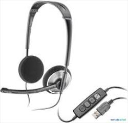 Plantronics Audio 478   headset USB DSP austiņas
