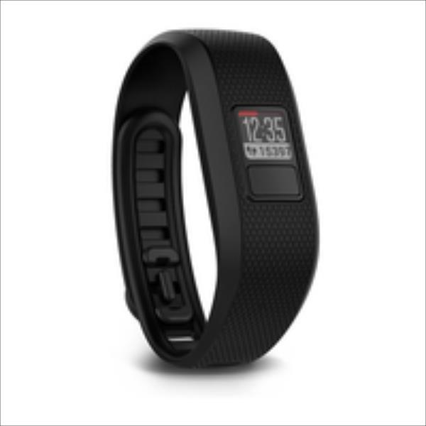 Garmin 010-01608-06 Vivofit 3 Fitness Tracker Black sporta pulkstenis