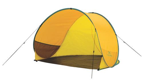 Easy Camp Ocean Yellow, Pop up tent Teltis Kempingiem, pārgājieniem