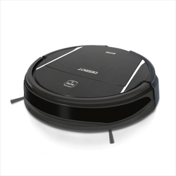 Ecovacs DM85 Black, 56 dB, HEPA filtration system robots putekļsūcējs