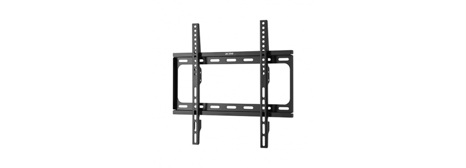 Acme Wall, Fixed, VESA 100 x 100, 200 x 200, 300 x 300, 400 x 400 mm, Black, 26 - 50 , Maximum weight (capacity) 30 kg TV stiprinājums