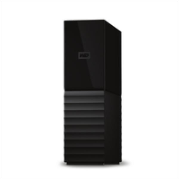 External HDD WD My Book EMEA, 3.5'', 8TB, USB 3.0, black Ārējais cietais disks