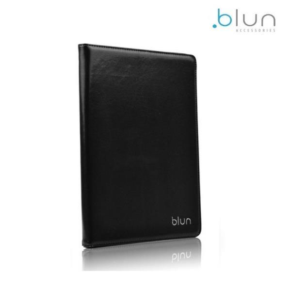 Blun UNT Universāls Eko ādas sāniski atverams maks ar stendu Tablet PC līdz 10