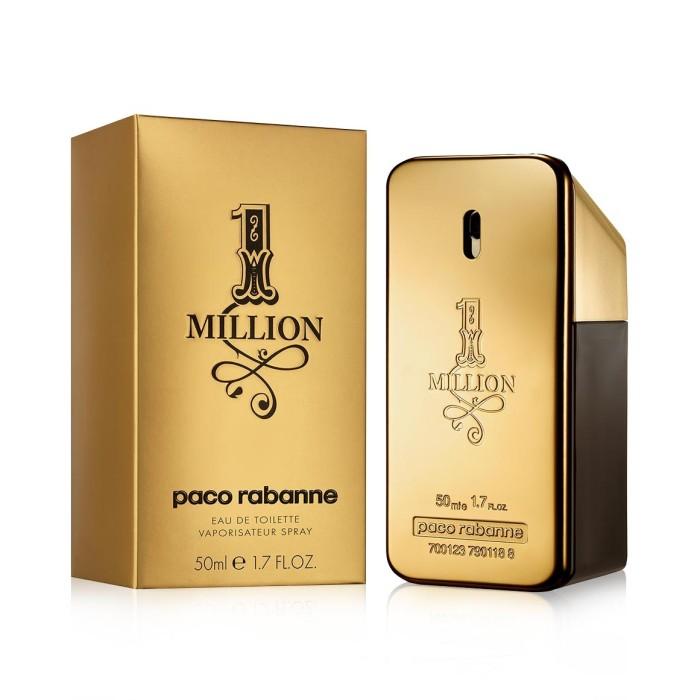 Paco Rabanne 1 Million 50ml Vīriešu Smaržas