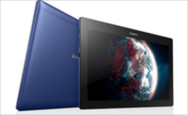 Lenovo TAB2 A10-30L 10.1'' IPS 1280x800 1.3GHz 1GB 16GB LTE BT A5.1 Zils Planšetdators
