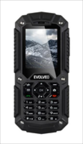 EVOLVEO StrongPhone X2 I P 68 Dual SIM rugged Mobilais Telefons