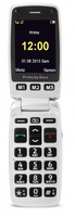 Doro Primo 413 white Mobilais Telefons
