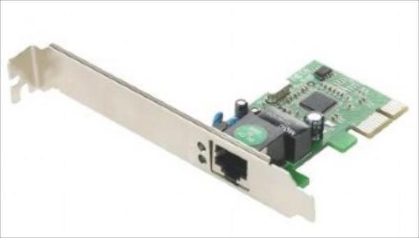 Gembird 1-GIGABIT PCI-Express Fast Ethernet Card, Realtek chipset tīkla karte