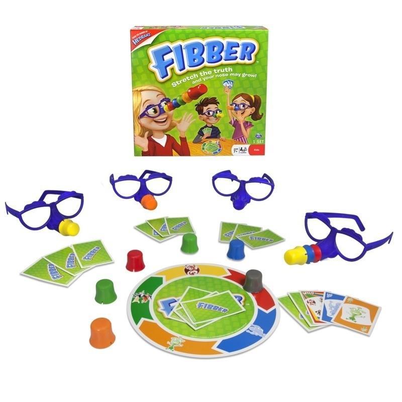 Cobi Spin Master Fibber 94545 puzle, puzzle