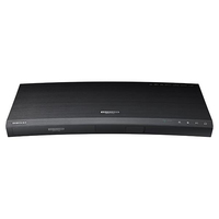 Samsung UBD-K8500 Ultra HD 3D Blu-Ray Player Black dvd multimēdiju atskaņotājs