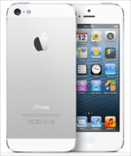 Apple iPhone 5 64GB White  MD663KN/A Mobilais Telefons
