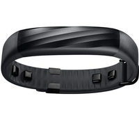 Jawbone UP3 Black, 140-190 mm, Bluetooth, Heart rate monitor, Weight 29 g sporta pulkstenis, pulsometrs