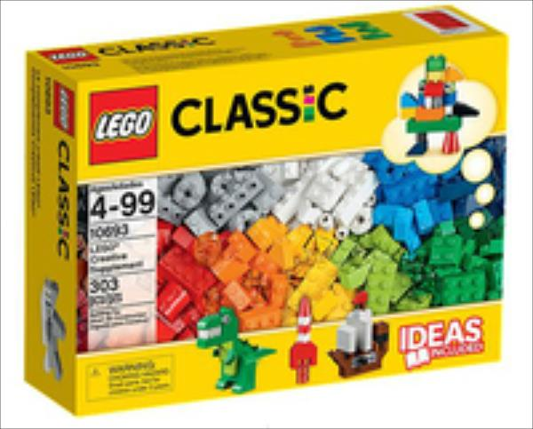 LEGO Creative Supplement  10693 LEGO konstruktors