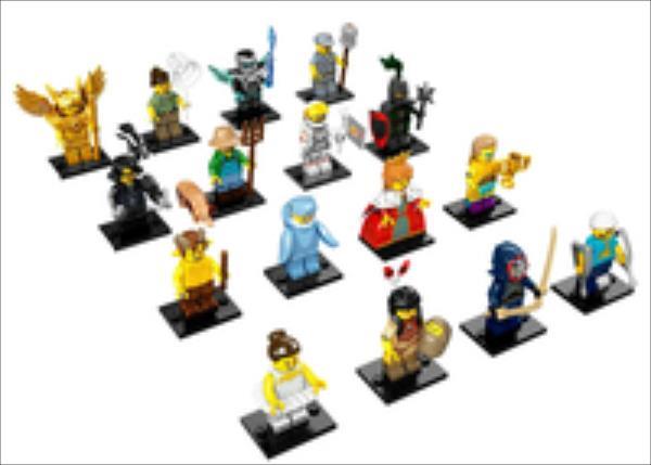 LEGO Minifigures Series 15  71011 LEGO konstruktors