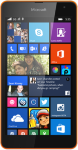 Microsoft Lumia 535 Windows Phone orange Mobilais Telefons