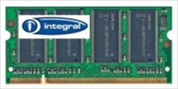 Integral DDR3 SODIMM 4GB 1066MHz CL7 1.5V operatīvā atmiņa