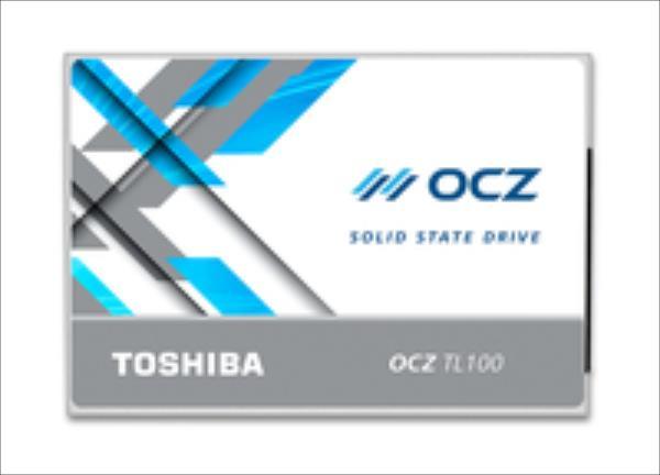 OCZ TL100 120GB SSD disks