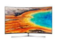 TV Set | SAMSUNG | 4K/Curved/Smart | 55