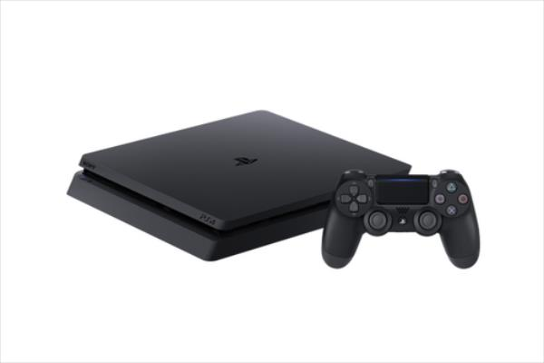 Sony PlayStation 4 PS4 Slim 500GB black (CUH-2016A) spēļu konsole
