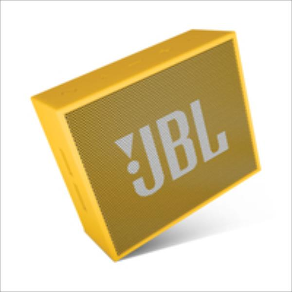 JBL GO Bluetooth Yellow datoru skaļruņi