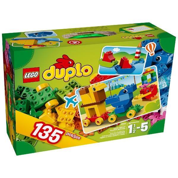 Lego Duplo Creative Suitcase 10565 LEGO konstruktors