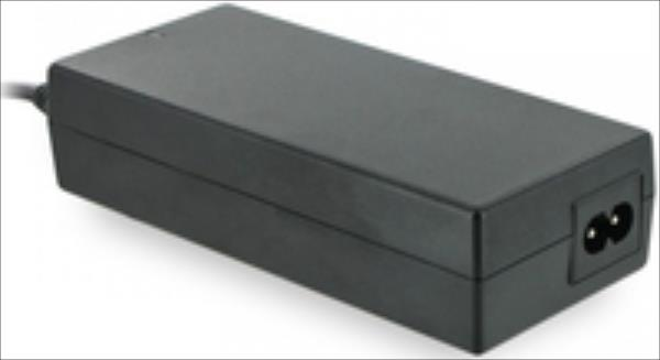 Whitenergy LCD AC adapter 12V/4A 48W plug 5.5 x 2.5mm portatīvo datoru lādētājs
