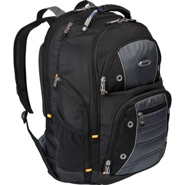 TARGUS Drifter 16inch Backpack Polyester portatīvo datoru soma, apvalks
