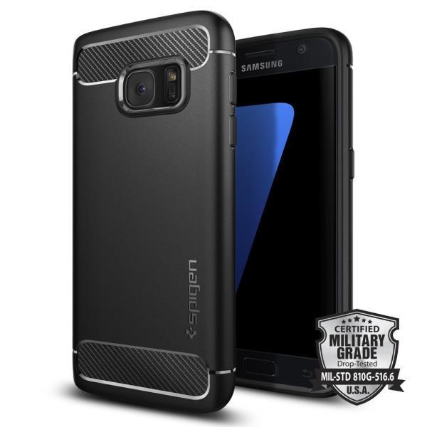 Spigen Rugged Armor  Samsung S7 Case maciņš, apvalks mobilajam telefonam