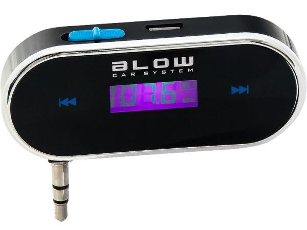 BLOW Transmitter FM for smartphone/tablet FM transmiteris