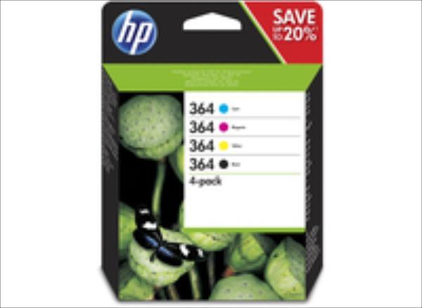 HP 364 Ink N9J73AE Combo Pack kārtridžs