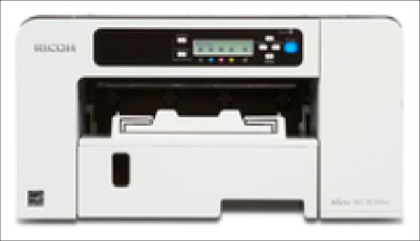 Ricoh Aficio SG 3110DN GELJET Drucker printeris