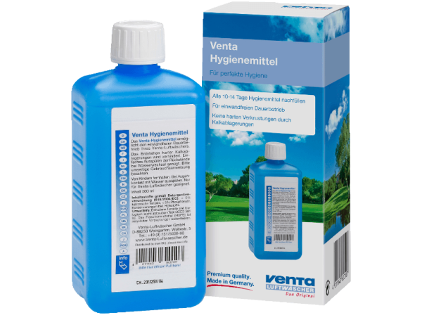 Venta 6001000 Hygienic additive 500ml Sadzīves ķīmija