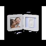 Baby Art Print Frame komplekts mazuļa pēdiņu/rociņu nospieduma izveidošanai, pastel 34120138 bērnu rotaļlieta