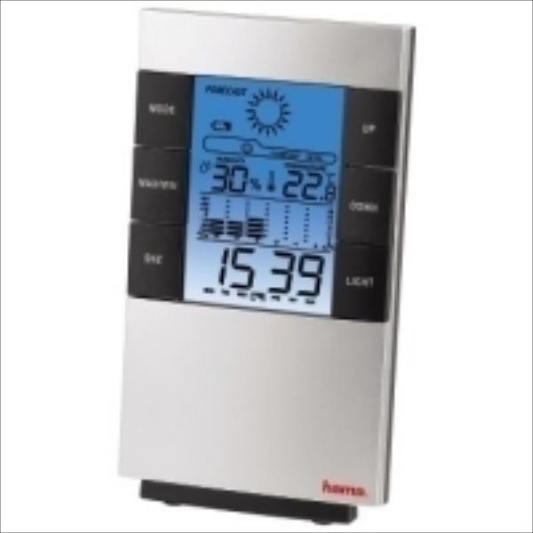 Hama LCD-Thermo-/Hygrometer TH-200 barometrs, termometrs