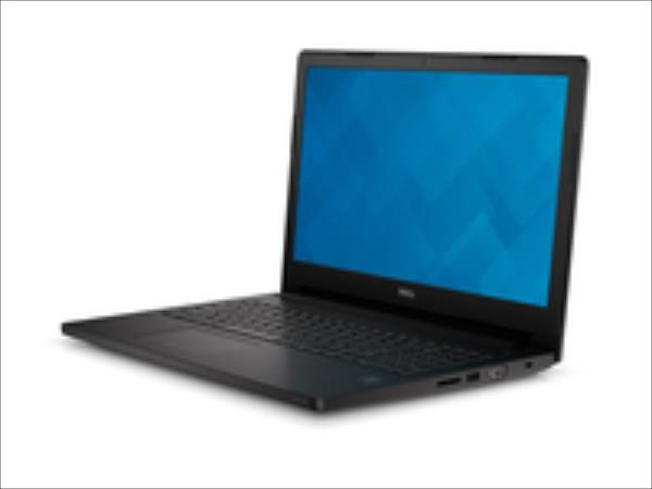 Dell Latitude 3560 Black, 15.6