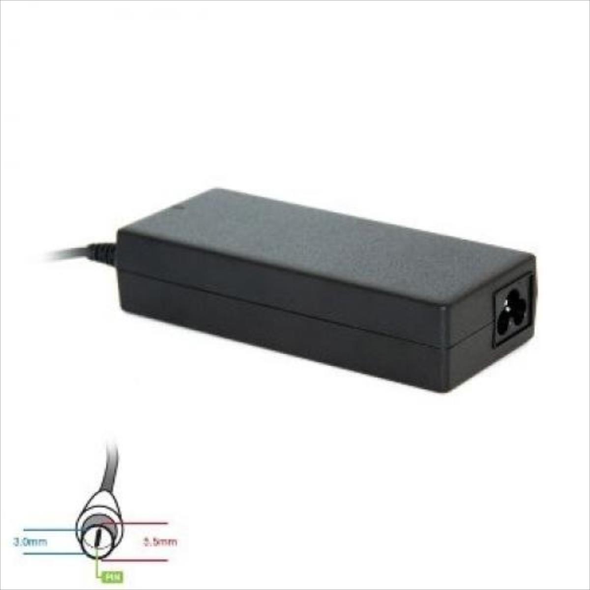 Digitalbox AC power adapter 19V/3.16A 60W connect 5.5x3.0mm+pin Samsung portatīvo datoru lādētājs