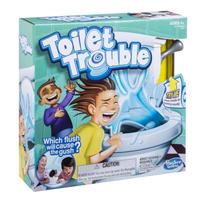 Hasbro Toilet Trouble C0447 galda spēle