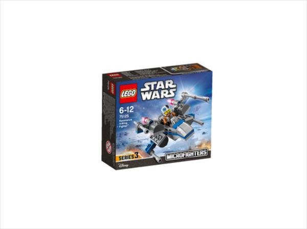 LEGO Resistance X-Wing Fighter V29  75125 LEGO konstruktors