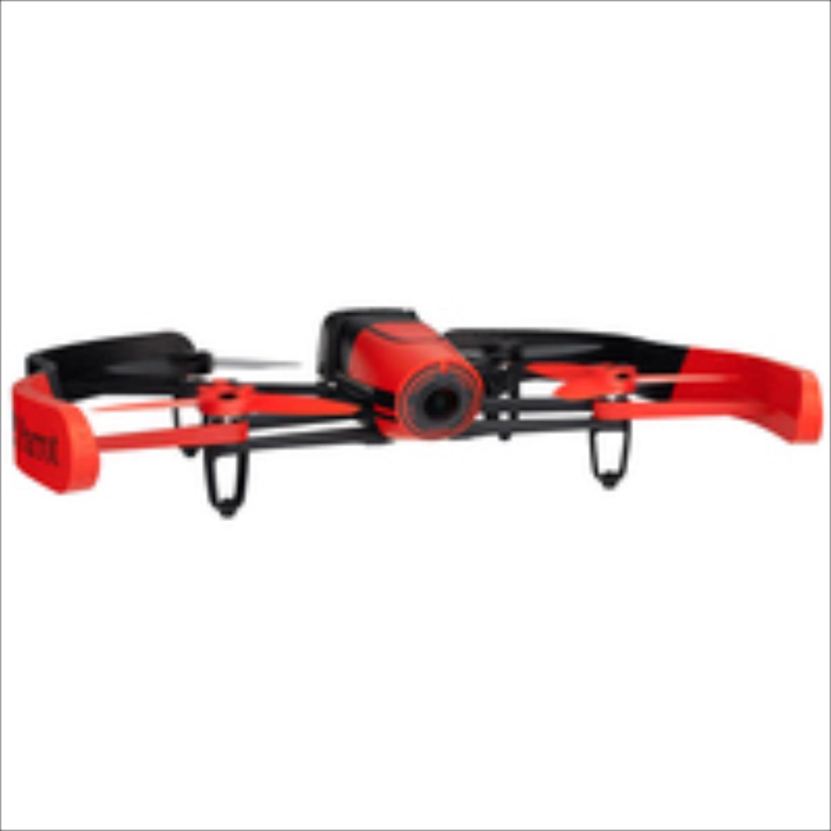 Parrot Bebop Drone rot Droni un rezerves daļas