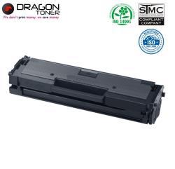 Dragon Samsung MLT-D111S Lāzedrukas kasete priekš M2020W SL-M2070FW sērijas 1K Lapas HQ Premium Analogs toneris
