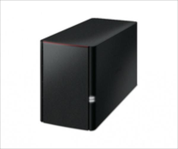 BUFFALO LinkStation 220 NAS 4TB NAS Ārējais cietais disks