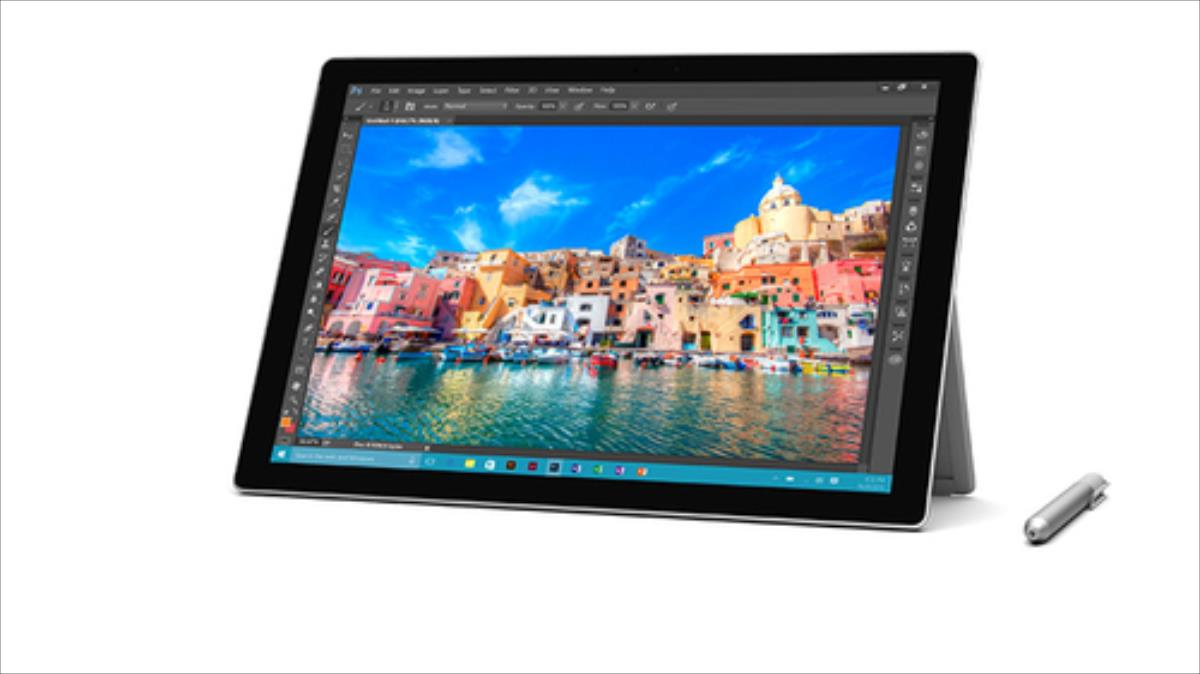 Microsoft Surface Pro 4 12 i5/8GB/256GB  Win10 Pro Planšetdators