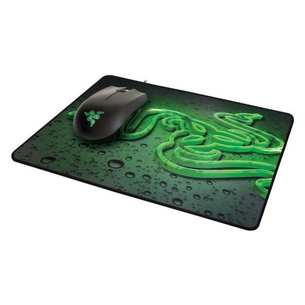 RAZER Abyssus Mouse + Goliathus (Speed) pad Datora pele