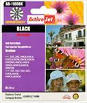 Ink ActiveJet AB-1100BK | Black | 29 ml | Brother LC1100BK,LC980BK kārtridžs