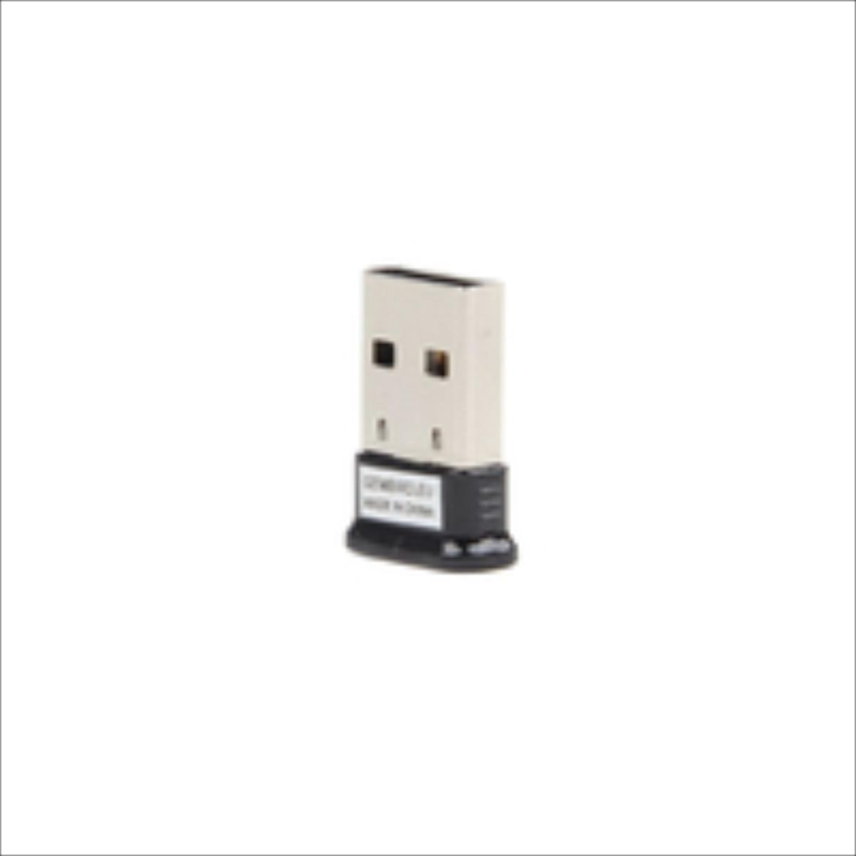 Gembird USB Nano Bluetooth v.4.0 Class II dongle WiFi adapteris