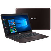 ASUS X756UX-T4181T 17,3 i76500U/8GB/128GB+1TB/950M/WIN10 Portatīvais dators